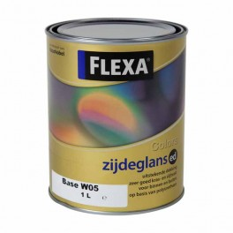 Flexa Colors Zijdeglans ED 1ltr