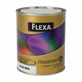 Flexa Colors Muurverf RV 1ltr