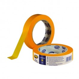 Tape Tesa geel 50m x 19mm