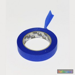 Tape blauw 50m x 25mm